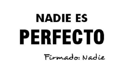 nadie es perfecto (2)