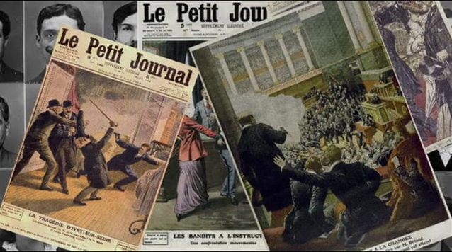 le-petit-journal-ilegalismo-anarquista-banda-bonnot-di-giovanni-expropiadores