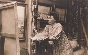 georgette_agutte_dans_son_atelier_circa_1909